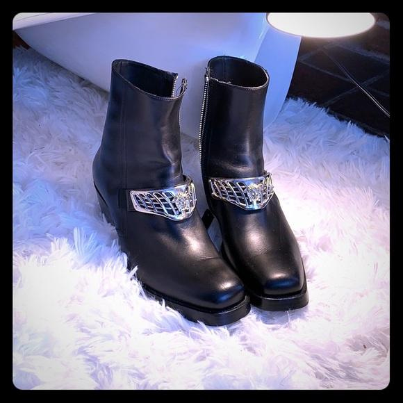 Versace Shoes   Versace Men Boots